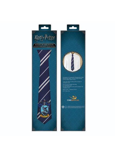 Corbata Ravenclaw para niño Harry Potter