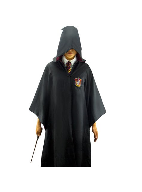 Harry Potter Gryffindor Deluxe Tunic For Adults Official Collectors Replica Funidelia