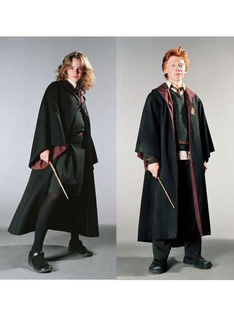 Harry Potter Gryffindor Deluxe tuniek voor volwassenen (officiële replica voor de verzamelaar)