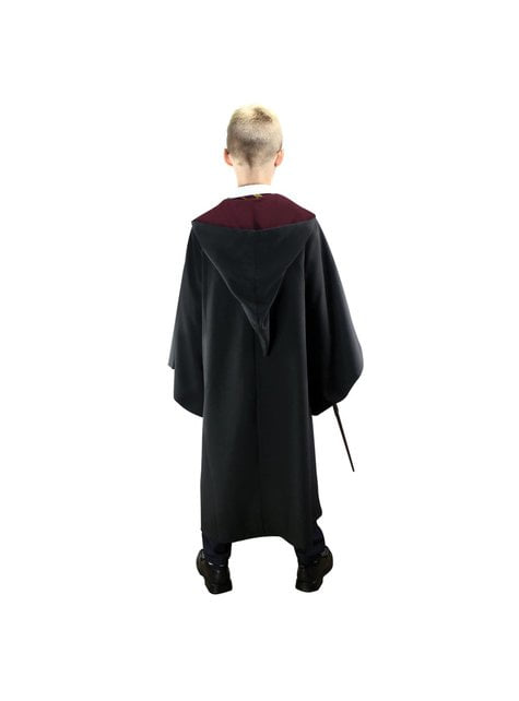 Tunique Gryffondor Deluxe garçon (Réplique officielle Collectors) - Harry Potter