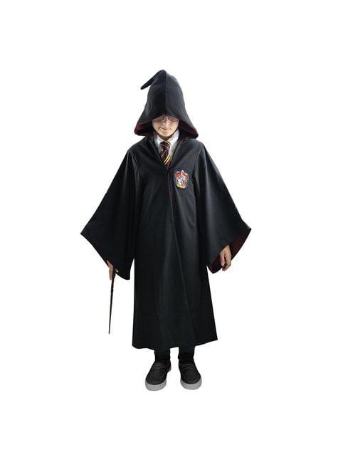 Túnica de Gryffindor Deluxe para niño (Réplica oficial Collectors) - Harry Potter - original