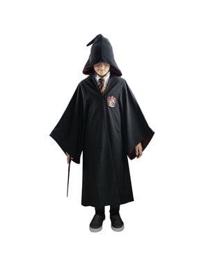 Gryffindor Deluxe Çocuklar İçin Robe (Resmi Koleksiyoncunun Replikasyonu) - Harry Potter