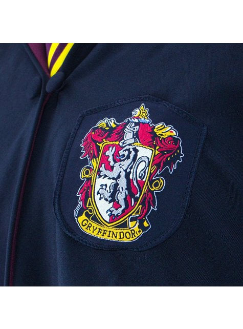 Túnica de Gryffindor Deluxe para niño (Réplica oficial Collectors) - Harry Potter - para verdaderos fans