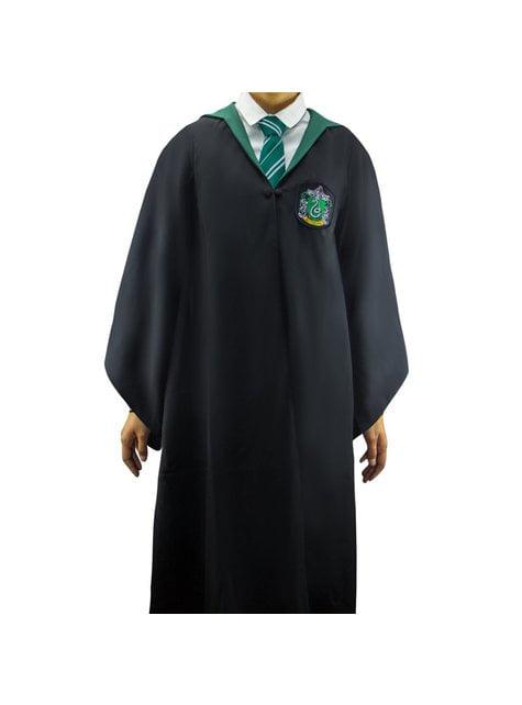 Slytherin Umhang Deluxe für Erwachsene (Offizielle Replik) - Harry Potter