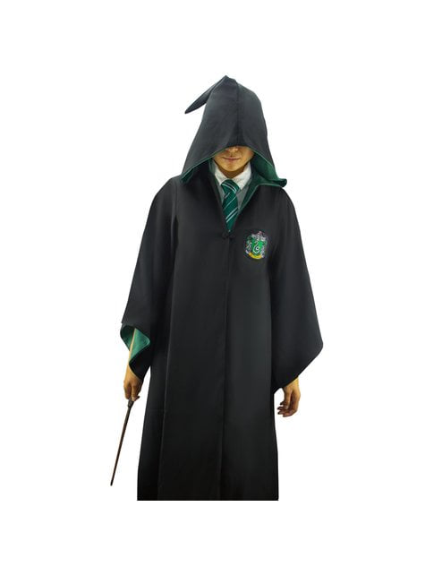 Tunique Serpentard Deluxe adulte (Réplique officielle Collectors) - Harry Potter