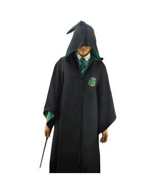 Tunică Slytherin Deluxe pentru adult (Replică oficială Collectors) – Harry Potter