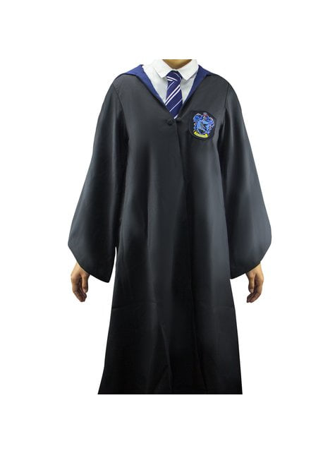 Túnica de Ravenclaw Deluxe para adulto (Réplica oficial Collectors) - Harry Potter - adulto