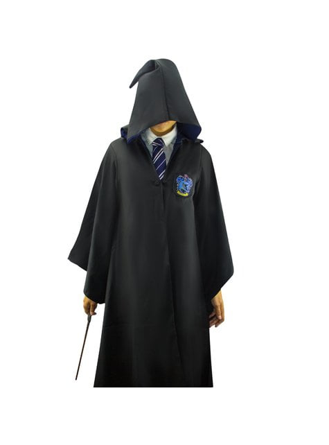 Túnica de Ravenclaw Deluxe para adulto (Réplica oficial Collectors) - Harry Potter - oficial