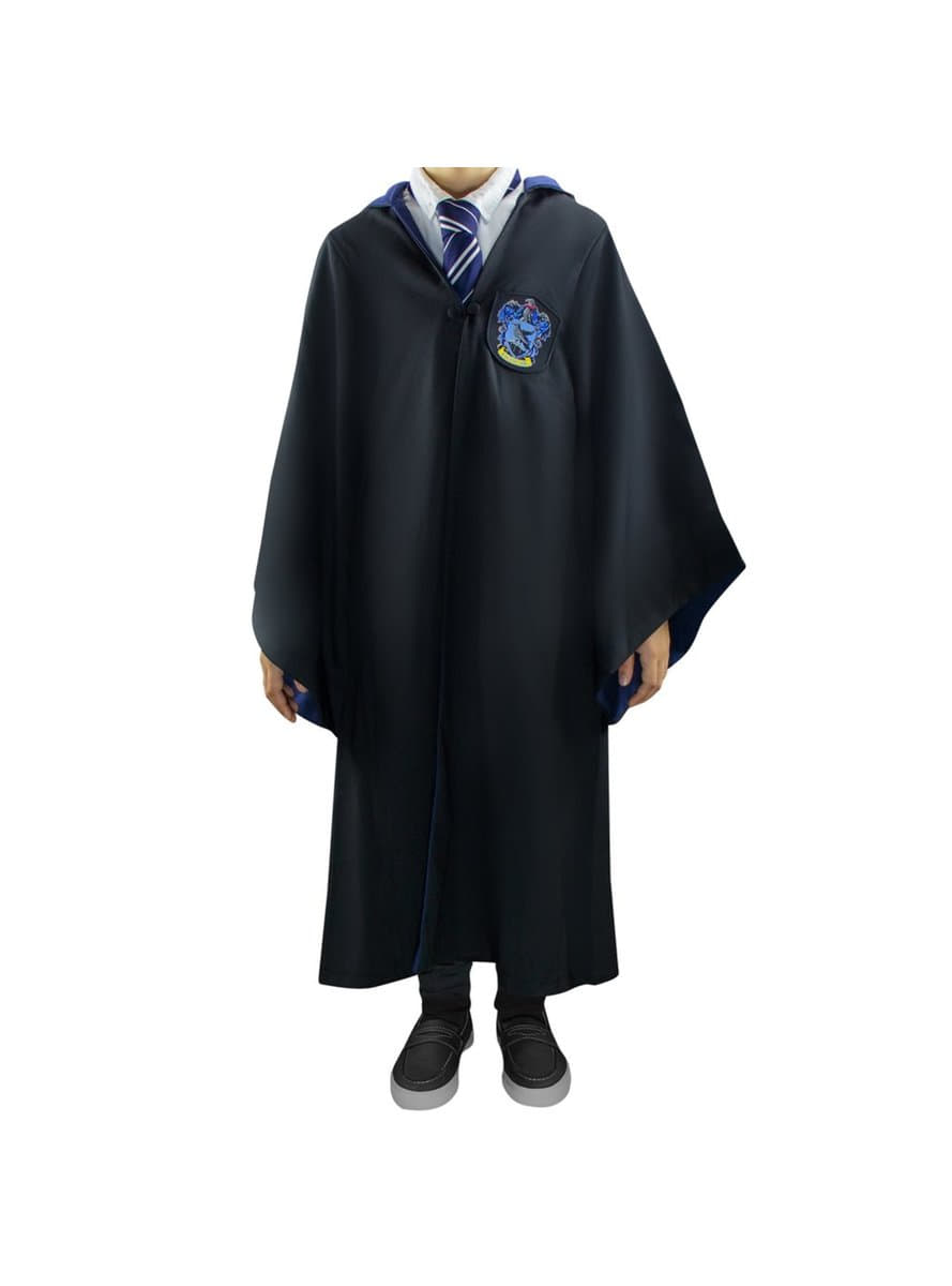 Ravenclaw Deluxe robe for boys - Harry Potter *official* for fans ...