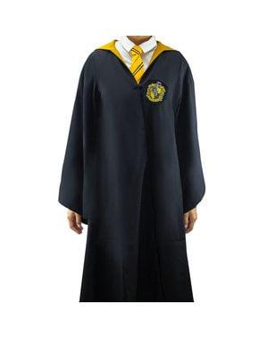 """Луксозна мантия на Хафълпаф за възрастни(оригинална колекционерска реплика) – """"Хари Потър"""""""