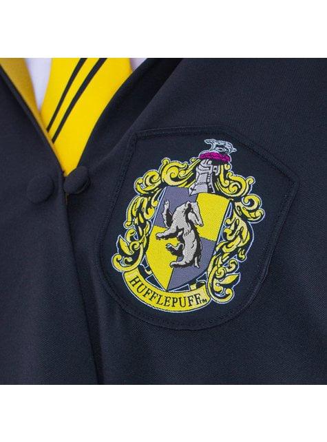 Túnica de Hufflepuff Deluxe para niño - Harry Potter - para regalar en cualquier ocasión