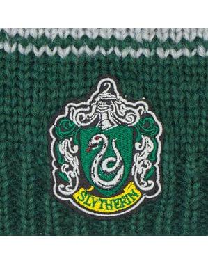 Volná pletená čepice Zmijozel - Harry Potter
