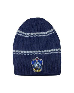 Harry Potter Ravenclaw slasket beanie hat