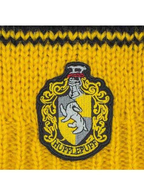 Gorro slouchy beanie de Hufflepuff - Harry Potter