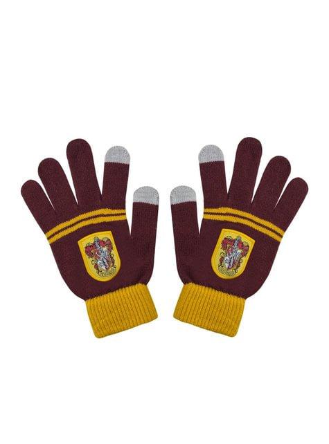 Pack de gorro y guantes Gryffindor infantil - Harry Potter - barato