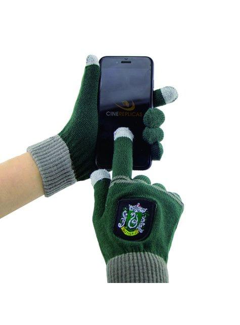 Pack de gorro y guantes Slytherin infantil - Harry Potter - barato