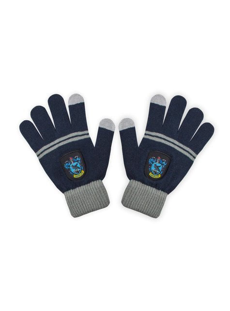 Pack de gorro y guantes Ravenclaw infantil - Harry Potter - oficial
