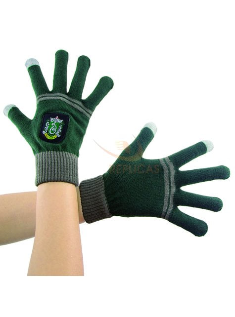 Gants tactiles Serpentard - Harry Potter