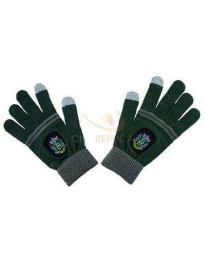 Rękawiczki dotykowe Slytherin - Harry Potter