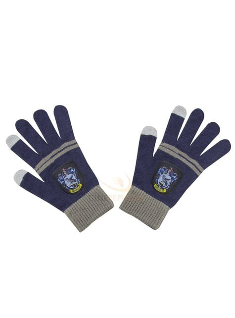 Guantes táctiles Ravenclaw - Harry Potter - oficial