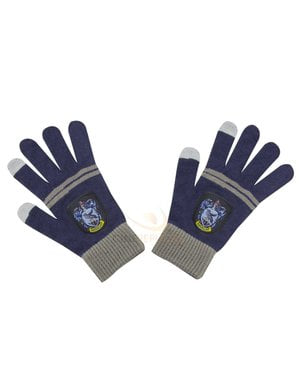 Ravenclaw tactile gloves - Harry Potter