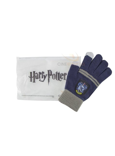Luvas tácteis Ravenclaw - Harry Potter