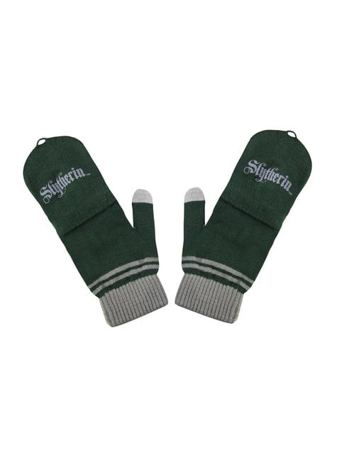 Guantes manopla Slytherin - Harry Potter