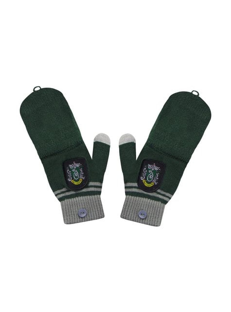 Guantes manopla Slytherin - Harry Potter - oficial