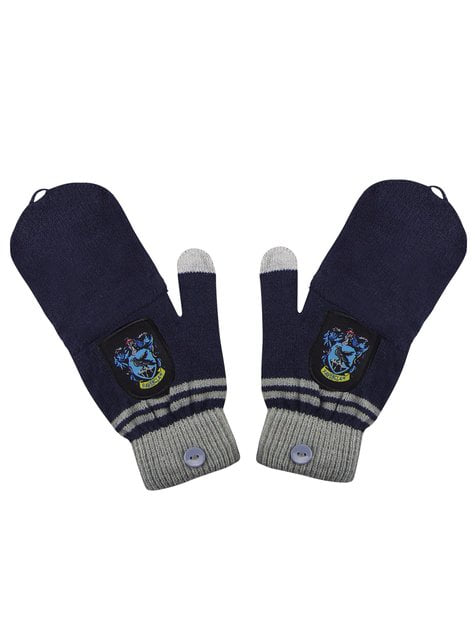 Guantes manopla Ravenclaw - Harry Potter - oficial