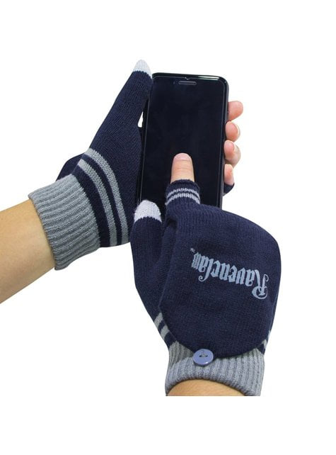 Guantes manopla Ravenclaw - Harry Potter - el más divertido