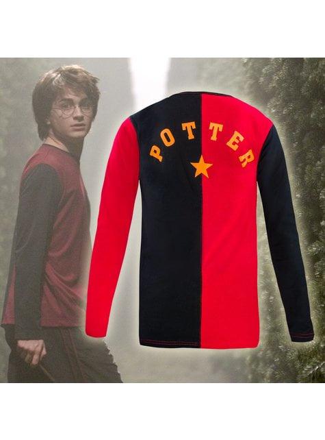 T-shirt Harry Potter Torneio dos Três Feiticeiros para adulto - Harry Potter