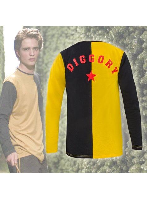 Camiseta Cedric Diggory Torneo de los Tres Magos para adulto - Harry Potter - original