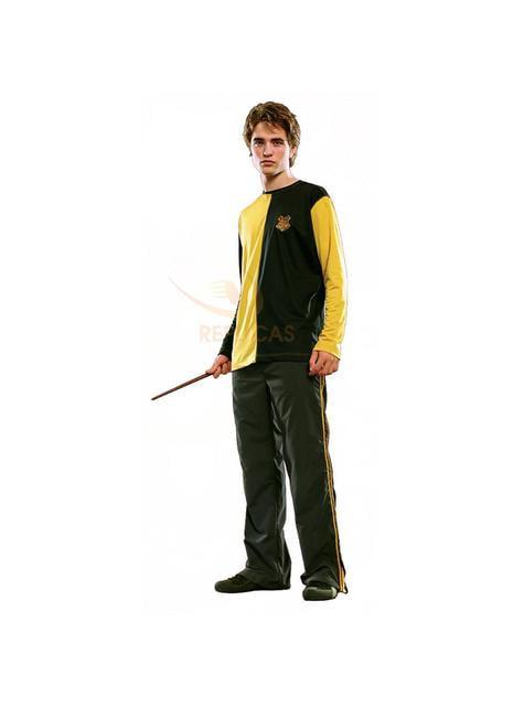 T-shirt Cedric Diggory Tournoi des Trois Sorciers adulte - Harry Potter