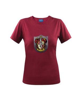 ハリーポッター ハーマイオニー・クィディッチ・サポーター女性用Tシャツ