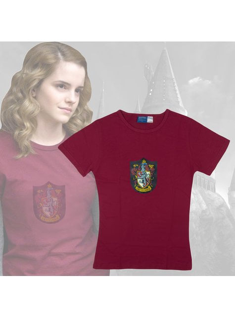 Camiseta Hermione Quidditch Supporter para mujer - Harry Potter - mujer