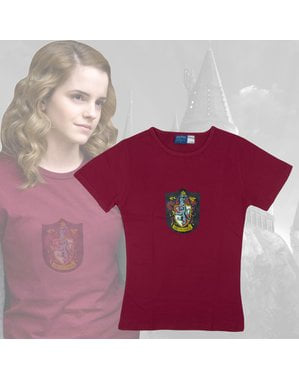 T-shirt Hermione Quidditch Supporter femme - Harry Potter