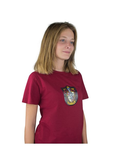 Camiseta Hermione Quidditch Supporter para mujer - Harry Potter - original