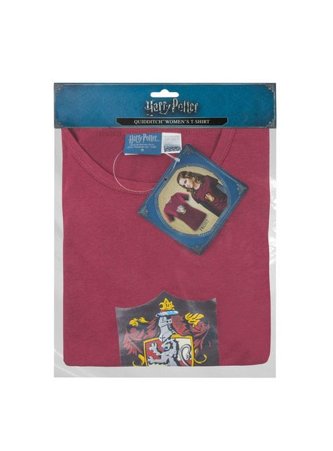 T-shirt Hermione Quidditch Supporter para mulher - Harry Potter