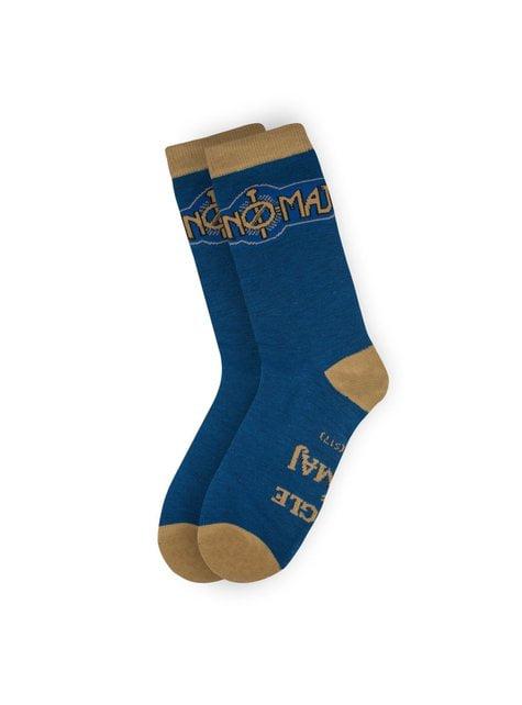 Balení 3 párů ponožek Fantastická zvířata MACUSA