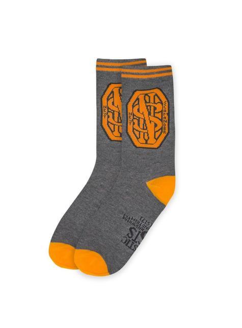 3 páry ponožek Newt Scamender univerzální velikost - Fantastická zvířata a kde je najít