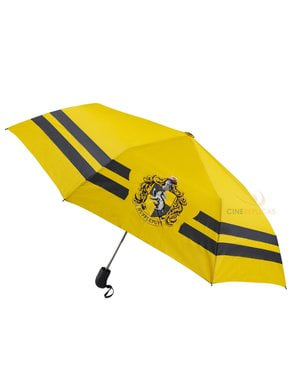 Guarda-chuva Hufflepuff - Harry Potter