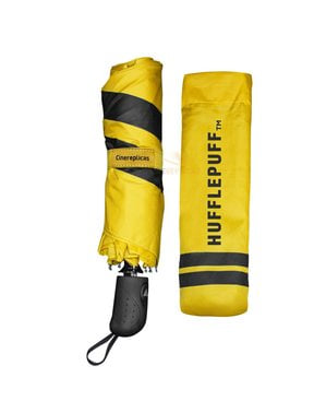 Hufflepuff Regenschirm - Harry Potter