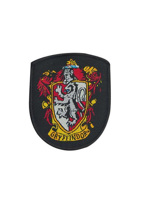 Pack de 5 parches Casas Hogwarts - Harry Potter - barato