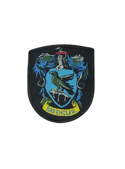 Pack of 5 Hogwarts House patches - Harry Potter