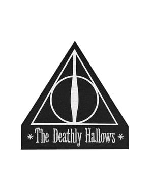 Pack of 3 Deathly Hallows patches - Harry Potter