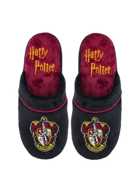 Zapatillas de estar por casa Gryffindor