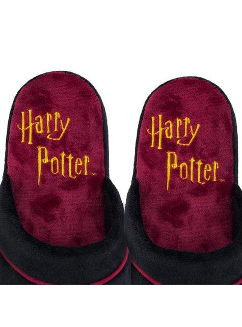 Chinelos de andar por casa Gryffindor