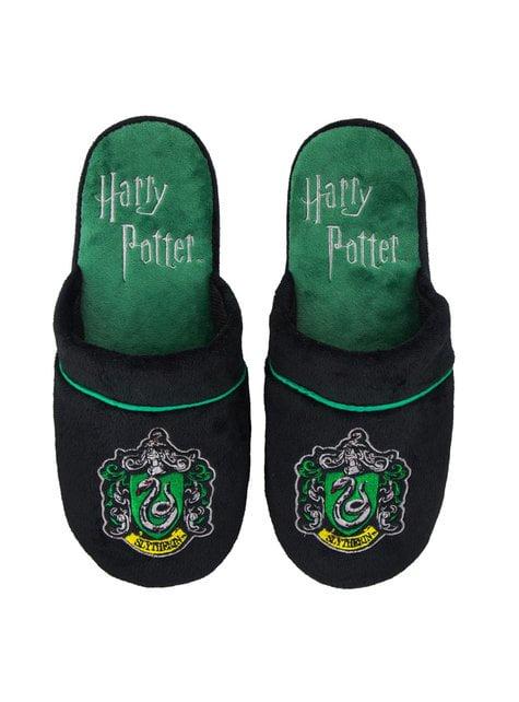 Zapatillas de estar por casa Slytherin - oficial