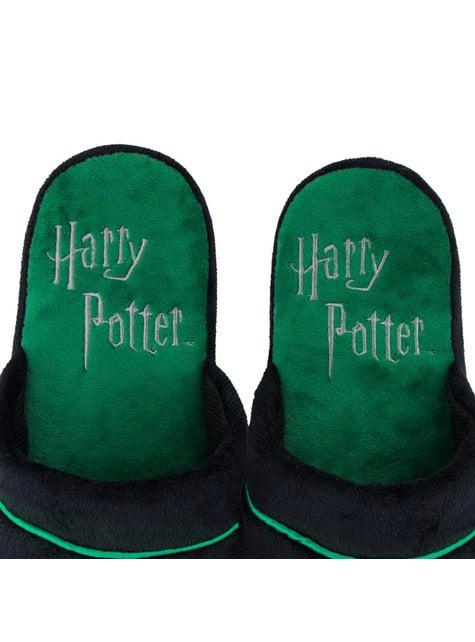 Zapatillas de estar por casa Slytherin - barato