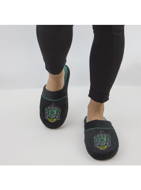 Zapatillas de estar por casa Slytherin - el más divertido